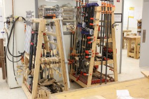Clamps, clamps, clamps