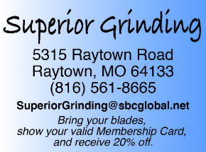 5315 Raytown Rd. Raytown, MO 64133 816-561-8665 superiorgrinding@sbcglobal.net